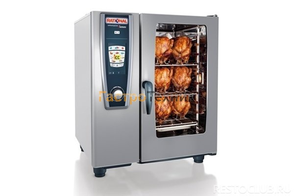 Пароконвектомат RATIONAL SelfCooking Center® SCC101